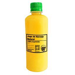 Jugo de naranja 400 ml