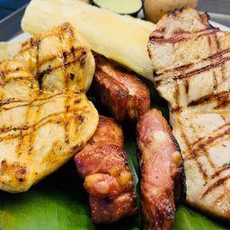 Parrilla 3 carnes