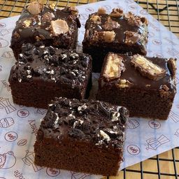 4 Brownies x 20% descuento