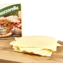 Queso Mozzarella Tajado x 250 g