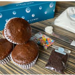 Kit 4 Cupcakes