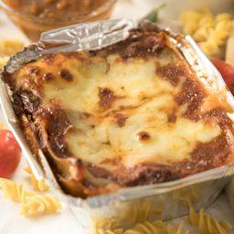 Lasagna Personal con Gaseosa 250ml