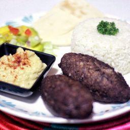 Menú de Kibbeh