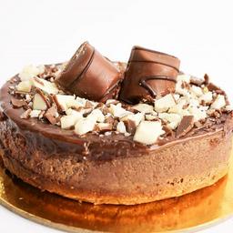 Cheesecake de nutella kinder