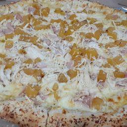 Pizza Hawaiana Pollo Mediana