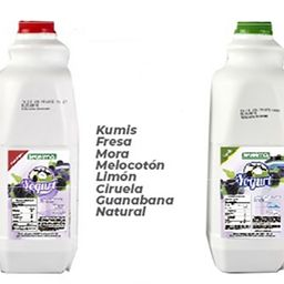 Combo Yogurt Medio y Kumis Medio