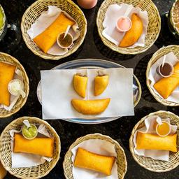 Empanadas Hawaianas  x 8