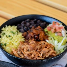 Burrito o Tazón 1 Carne
