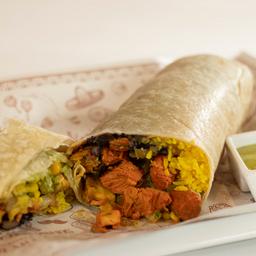 Burrito o Tazón 3 Carnes