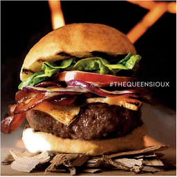 The Queen Burger
