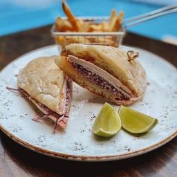 Sandwich de Pernil de Cerdo
