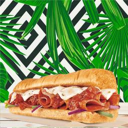 Sándwich King Hawaiano