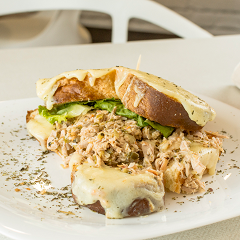Sándwich Tuna