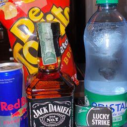 Combo Jack Daniels 375ml