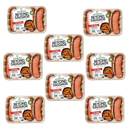 Beyond Meat Carne Vegetal Beyond Sausage Hot Italian