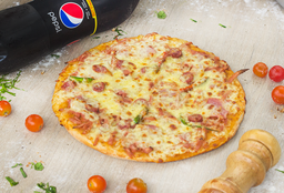 2x1 Pizzas 25 cm Especial Carnes