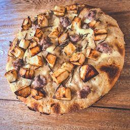 Pizza Salsiccia Patate