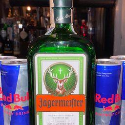 Combo Jägermeister