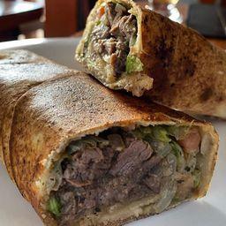 Sandwich Shawarma especial