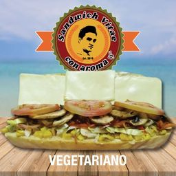 Sándwich Vitae Vegetariano