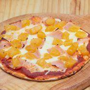 Pizza Hawaiana Borde Queso