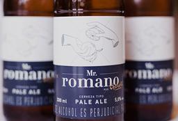 Cerveza Mr Romano
