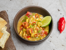 Ceviche by Bogotaeats