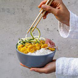 Bowl Camarones Thai