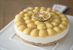 Cheesecake Maracuyá 0% Azúcar