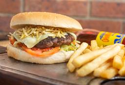 Combo de hamburguesa sencilla