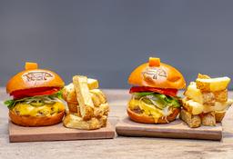 2x1 Cheeseburger + Papas (2)