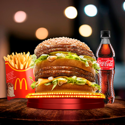 McCombo™ Big Mac Doble ¡NUEVA 🌟!