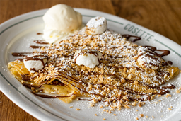 Crepe S'mores