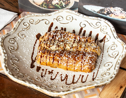 Croissant de Almendra y Chocolate