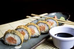 Mr. Sushi Crunchy Roll
