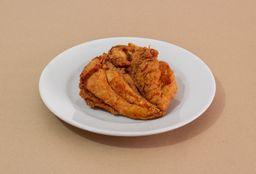 ¼ Pollo Apanado