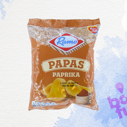 Papitas Paprika