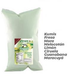 Yogurt Bolsa Litro
