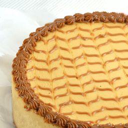 Torta Casera de Vainilla de Arequipe