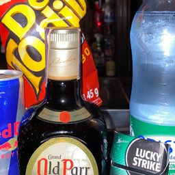 Combo Old Parr 375ml