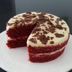 Torta Red Velvet 5 Porc
