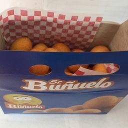30 Mini Buñuelos
