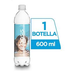 Agua Oasis Sin Gas 600 ml