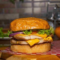 Hamburguesa Grilled Chicken XL