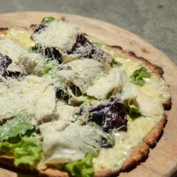 Pizza Pavo Keto