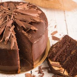 Torta de Chocolate 12 Porciones