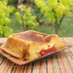 Torta de Maduro Queso y Bocadillo Mini