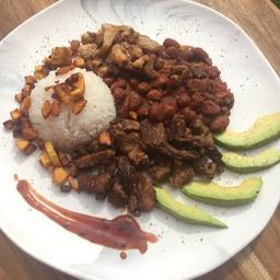 Almuerzo Mexicano del Día 3