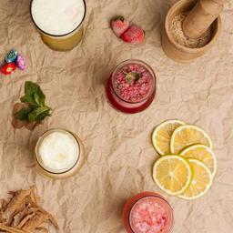 Soda con limón