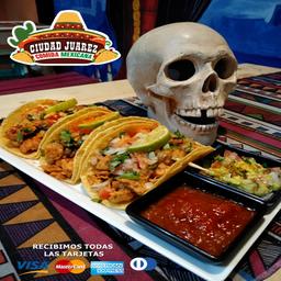 Mix de Tacos Tradicionales